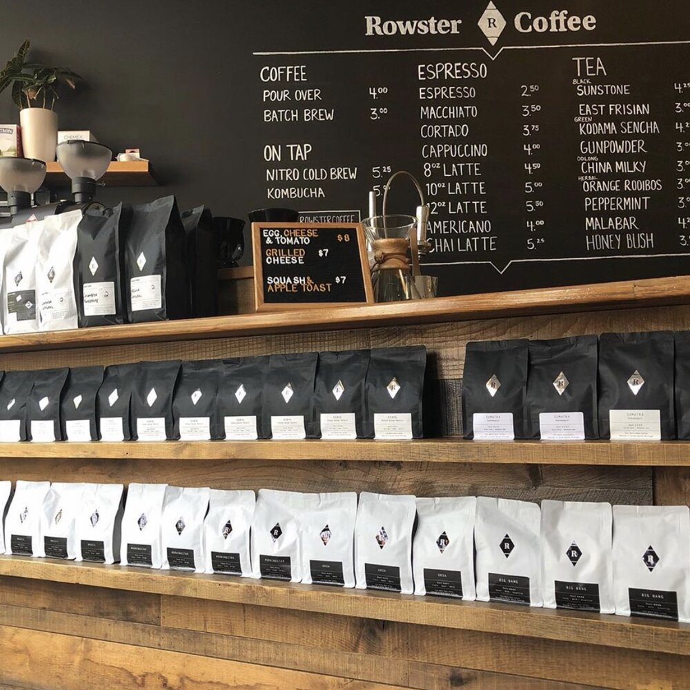Rowster, Coffee shop, Coffee, Workspace, Grand Rapids Coffee, Grand Rapids Coffee Shop, Free Wifi
