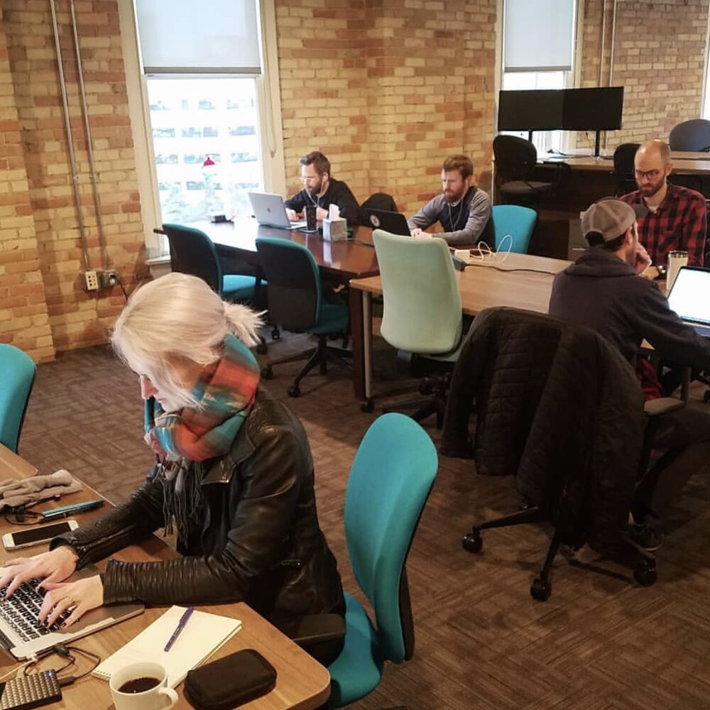 Grand Rapids Coworking, Coworking Spaces, Office Spaces, The Factory
