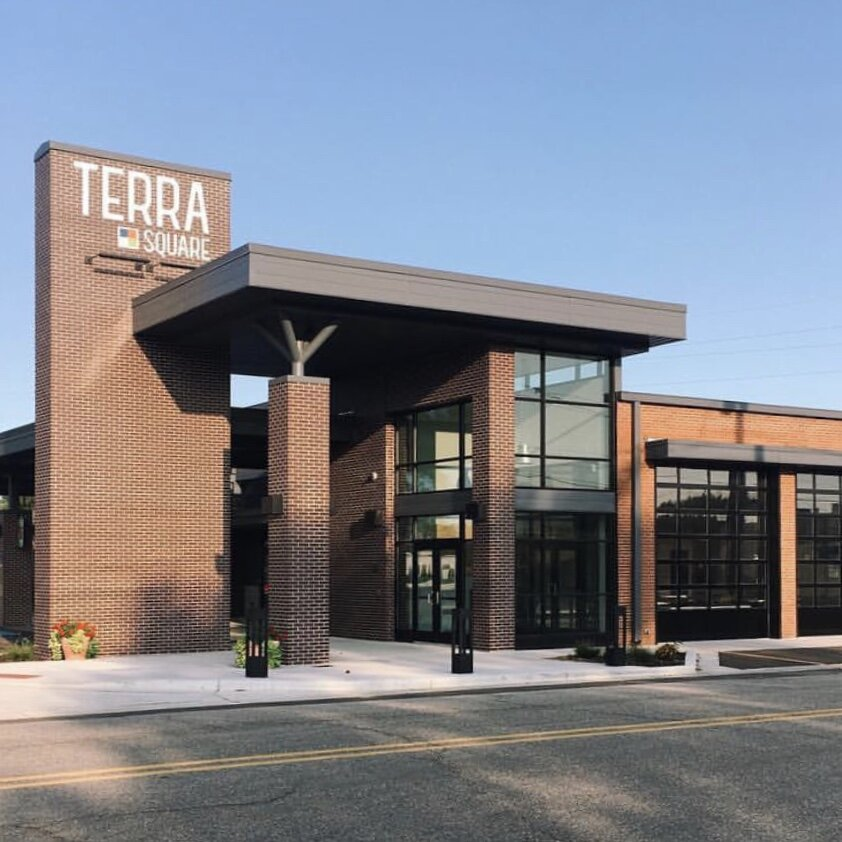 Grand Rapids Coworking, Coworking Spaces, Office Spaces, Terra Square, Hudsonville